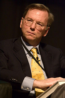 Eric E. Schmidt, 2005
