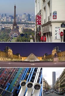Paris inklupedia das freie freundliche wiki - Bureau de change paris 4 ...